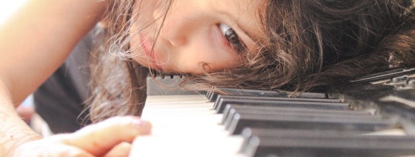 Nicht in jedem Kind steckt ein Klavierspieler. Symbolfoto: Pixabay / Med Ahabchane