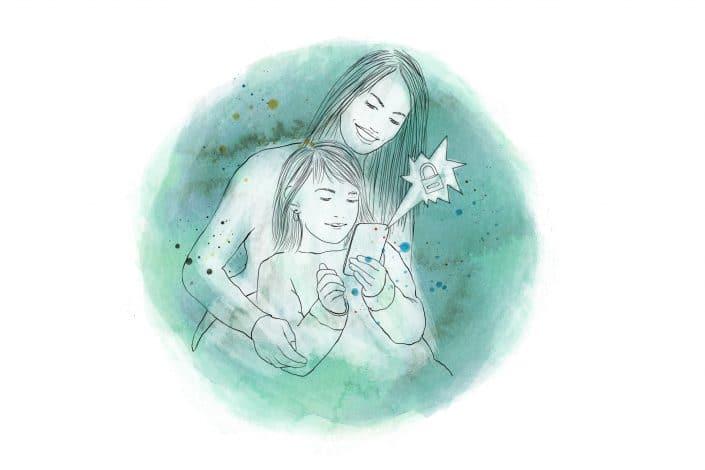 Illustration: Sabrina Müller, sabrinamueller.com