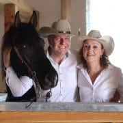 Franz und Andrea Lermer Franz und Andrea Lermer. Foto: privat