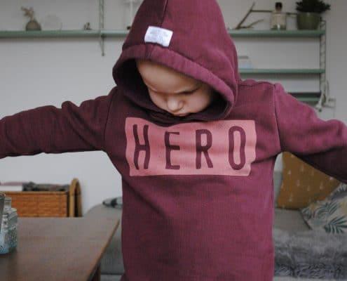 """""""Chemoritter"""" nannte Katharina Weck ihren tapferen Sohn beim Kampf gegen den Blutkrebs. Foto: Katharina Weck"""