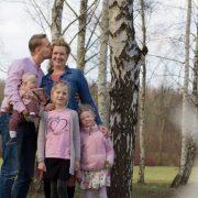 Familie Lachmann, Foto: Juliane Weicker